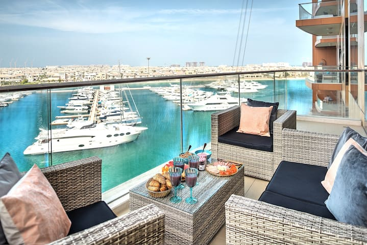 Incredible full Sea View - 3BR Palm Jumeirah - Dubai
