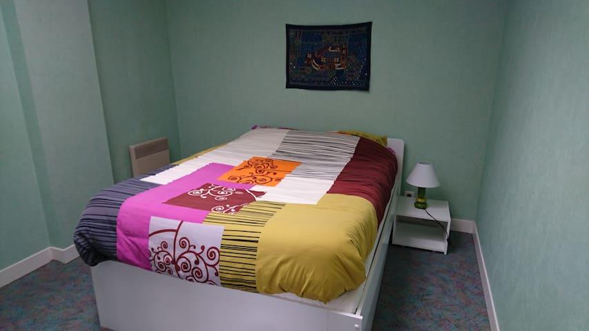 Chambre cosy pour deux personnes - Chaumont