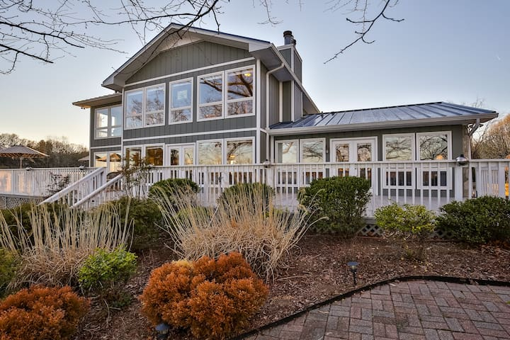 Waterfront Old Hickory Lake House - Mount Juliet - Maison