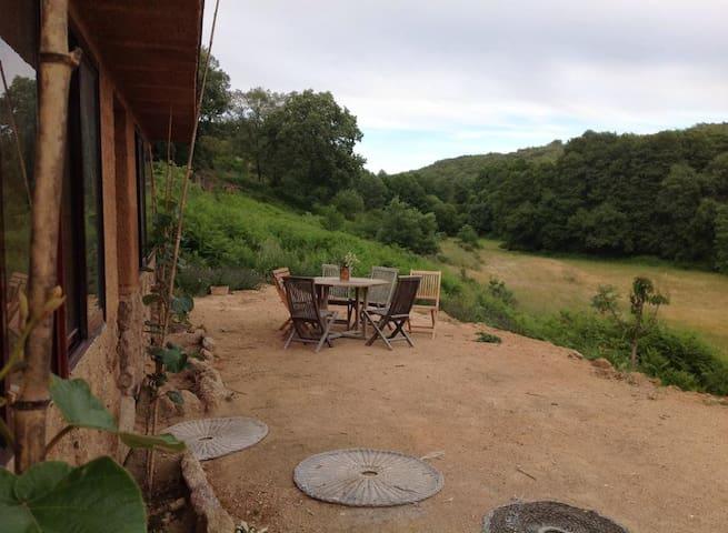 Casa de Campo sin vecinos a la vista - Jarandilla de la Vera - Huis