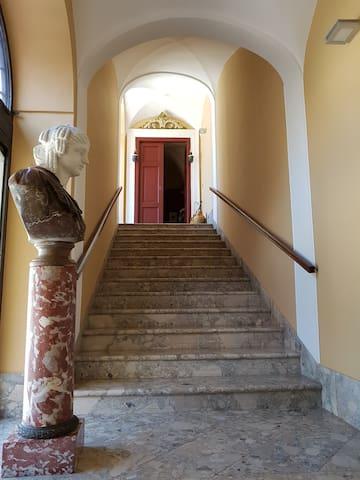 Palazzo Santoro Sifola Galiani - Casapulla