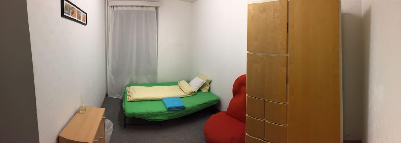 Zimmer Nr. 4 im Herzen von Rapperswil SG. - Rapperswil-Jona - Daire