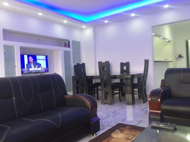 NICE APARTMENT - Mansheya El-Bakry - Appartement