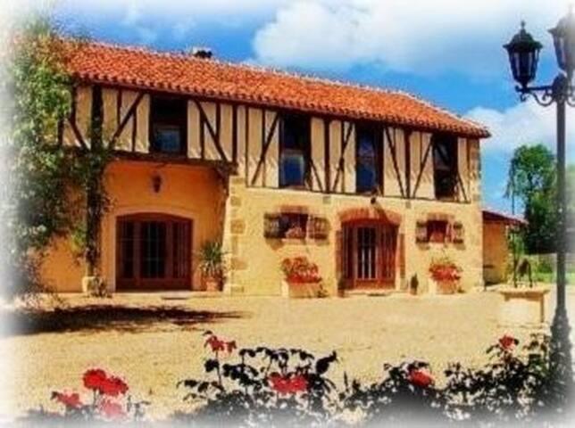 Maison Tillac - La Grange - Tillac - Hus