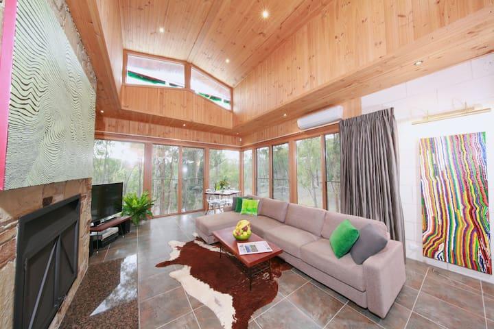 Stonehill Retreat - Melbourne - Haus
