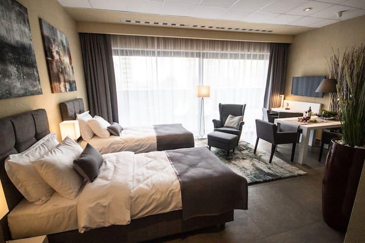 SportHotel & SPA Apartament Premium 3 - Gliwice - Appartement