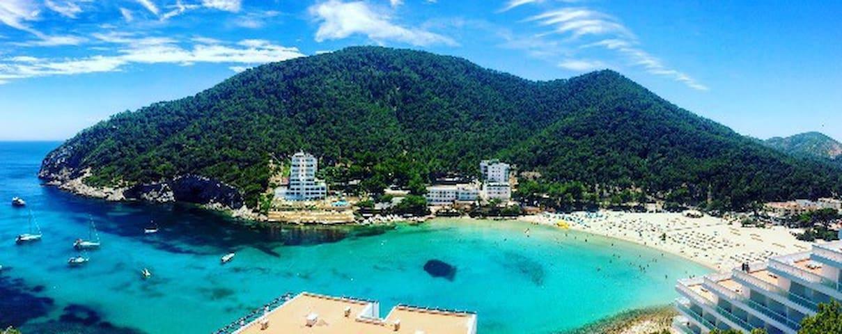 mini penth beachstudio grt seaviews 5mn beach - Cala Llonga