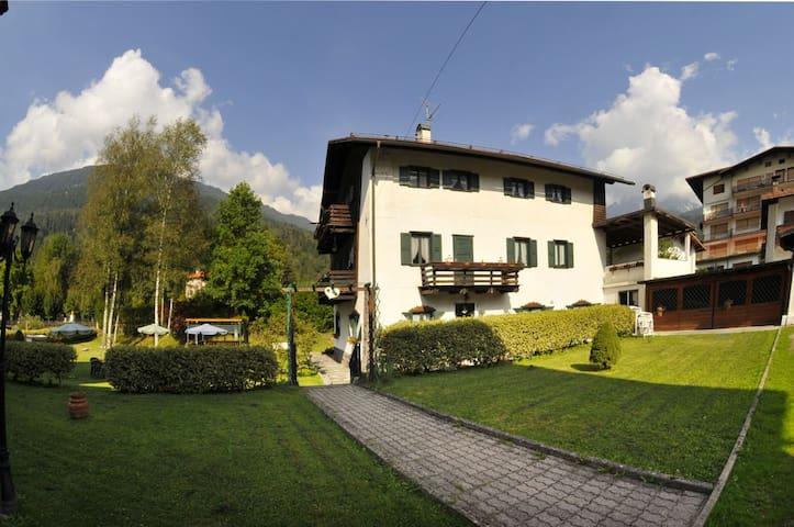 Villa Marchesoni Piano Terra, App. Brandstetter - Transacqua - Appartement