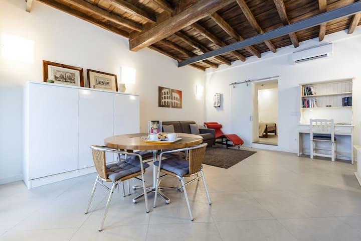 Maison Romana big loft, Rome Centre - Rome - Loft