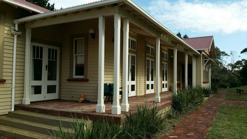 Room in beautiful 1930's renovated Villa - Waikanae - Willa