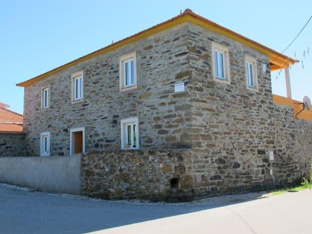 En suite double room - Leiria - Huis