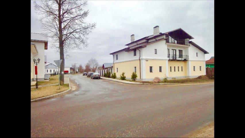 Guest house Panorama Suzdal, Гостевой дом Панорама - Suzdal' - Apartemen