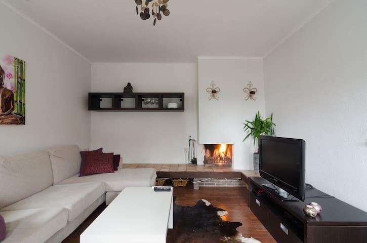 cozy apartment - Bussum - Departamento