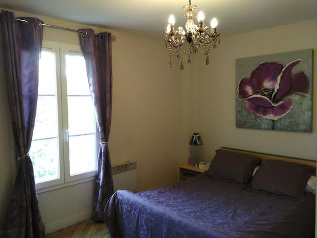 Charme et Calme proche de Paris - L'Isle-Adam - Lägenhet