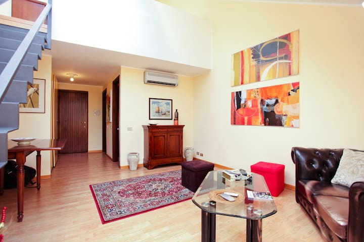 great loft in golf club - Cernusco sul Naviglio - アパート