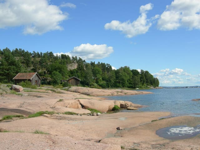 Holiday by the sea, close to Oslo - Sande