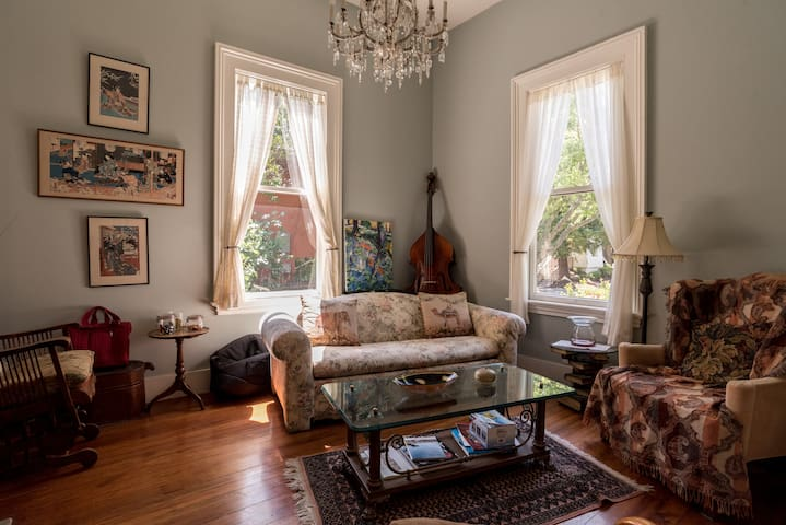 Charming and Quiet Victorian Home - San Rafael - Σπίτι