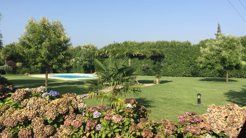 Casa da Eira - Country House with pool near Oporto - ポルト - 一軒家
