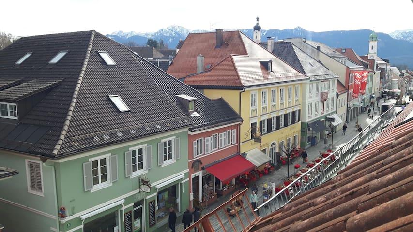 Wohnung im Herzen von Murnau - Murnau am Staffelsee - Wohnung