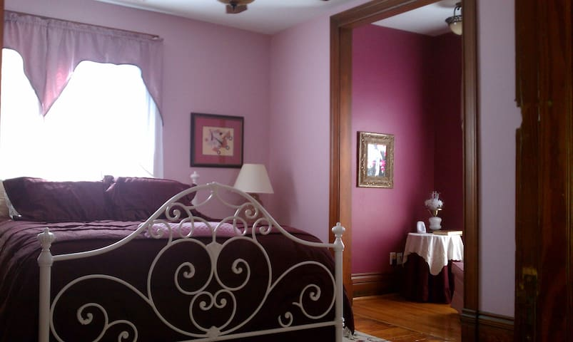The Pryor House Bed & Breakfast - Shelby