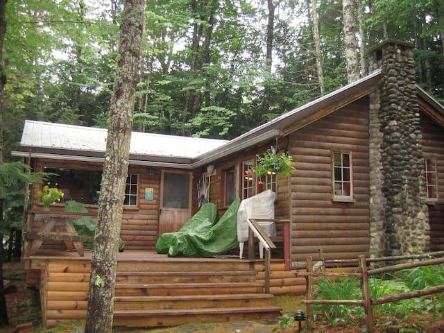 Rustic Family Cabin on China Lake - China - Kulübe