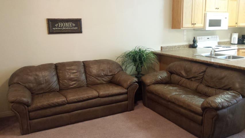 3 Bedroom Apartment - Cedar City