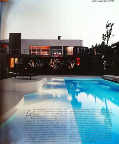 Luxury villa with Pool and beautiful Lake View - Villaggio Dante Alighieri - Villa