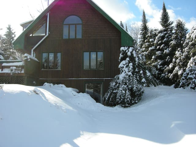 Heidi's Gatineau Hills Rural Retreat - Chelsea - Apartamento