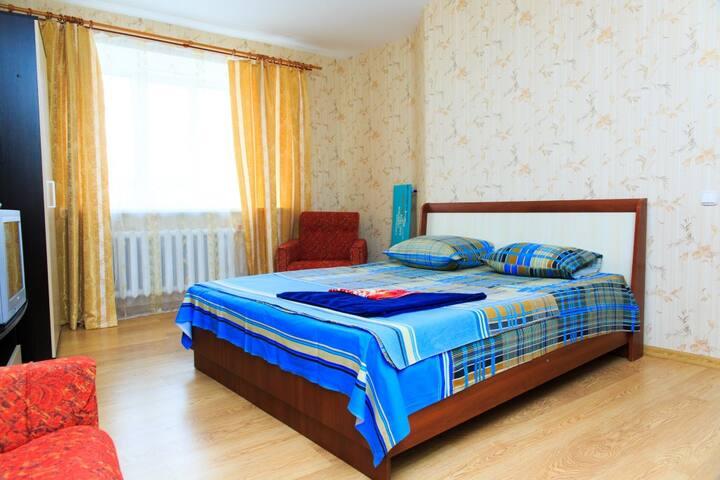 Апартаменты евро на Советской - Syktyvkar - Appartement