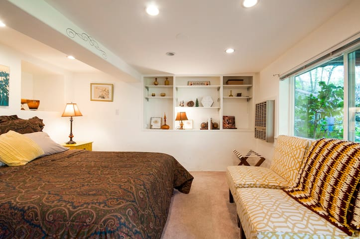 Hill Crest Hideaway aka the Snug  - Sonoma - Daire