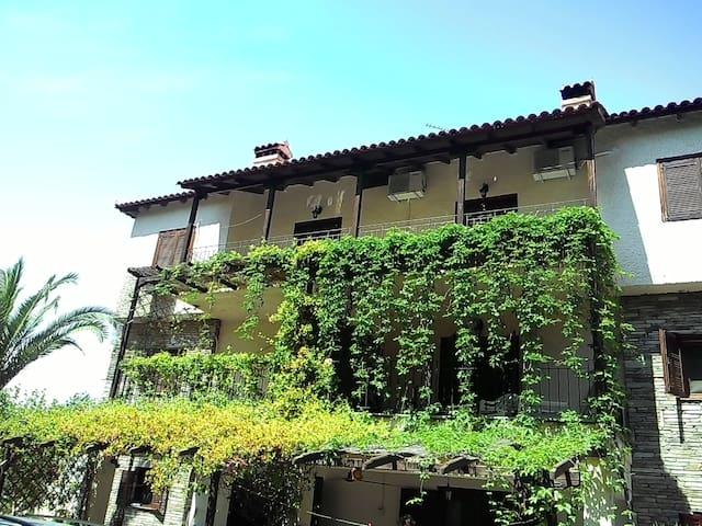 Traditional two-floor villa - Metamorfosi - Вилла