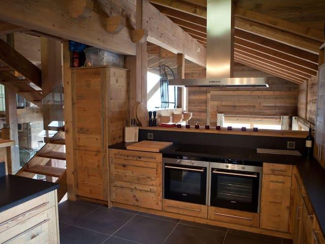 Traditional 4BD-Casa Rocio in Peacefull Location - Lech - Casa