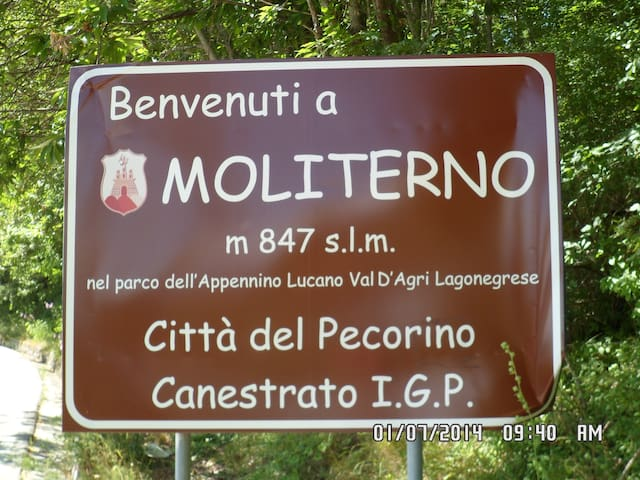 bed and breakfast sogni d'oro - Moliterno - Bed & Breakfast