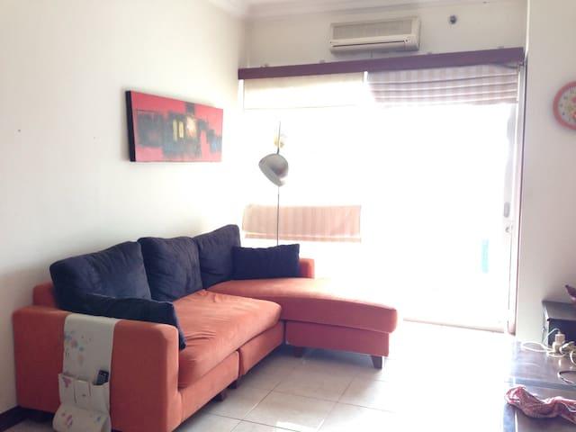 Cozy Apartment in Bandung - Bandung - Leilighet