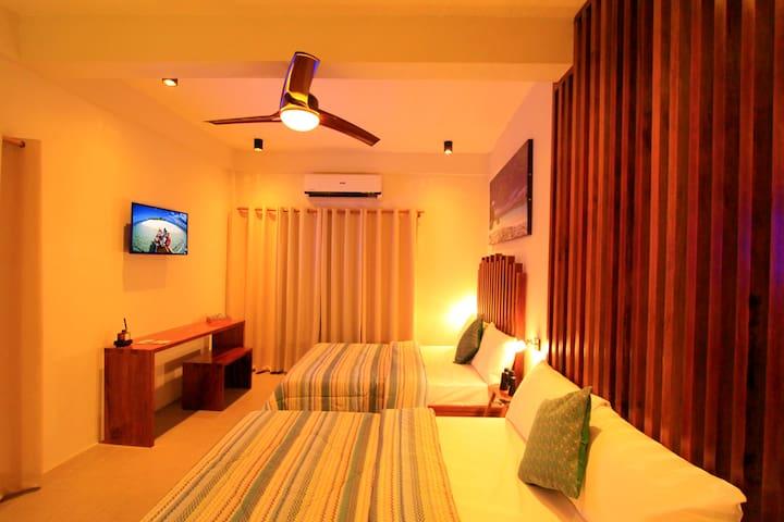 Expeditions BnB Coron_Seafari Room - Coron