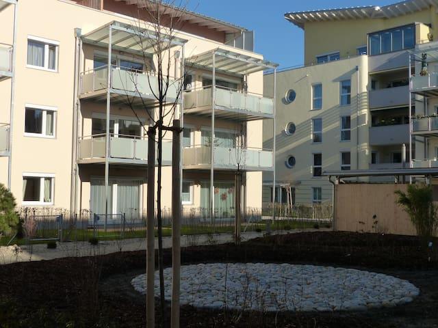 2-Zi-Wohnungen in Landshut - Landshut - Квартира