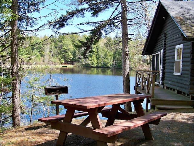 Cottage #3, Robinson's Cottages - Edmunds Twp - Kabin