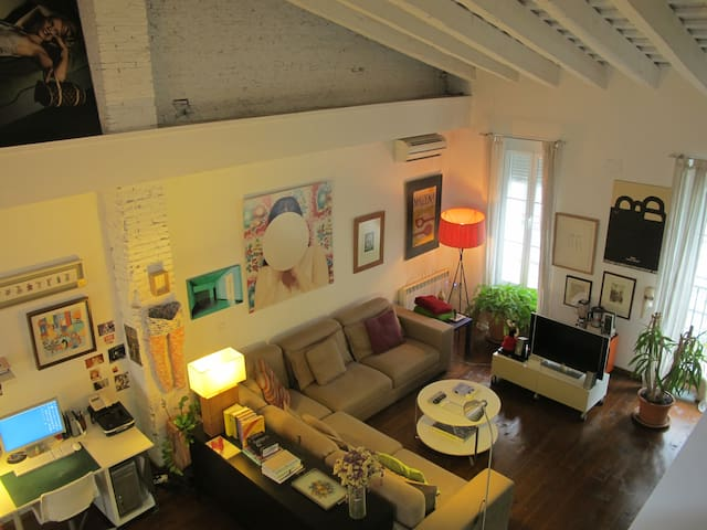 AMAZING STAY IN CENTRAL PENTHOUSE !!! - València - Ev