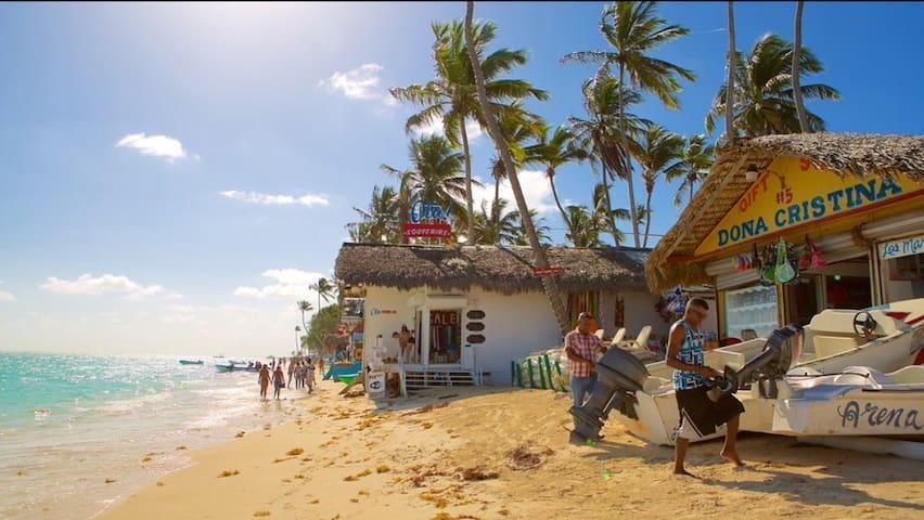 Centric Charming Apartment Near Beach - Punta Cana - Квартира