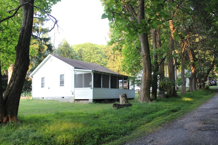Spruce Run Heron Cottage - Woodbury - Bungalow