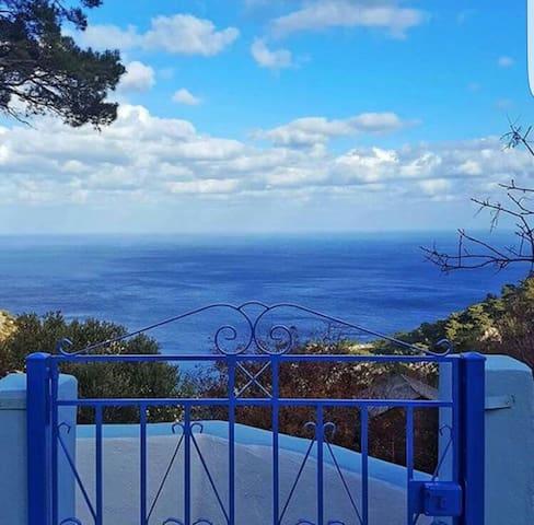 Amazing view country house! - Karpathos - Ev