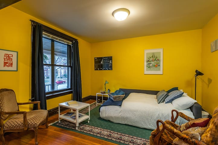 Amazing Central Location, Private Front Entry - St. Louis - Outros