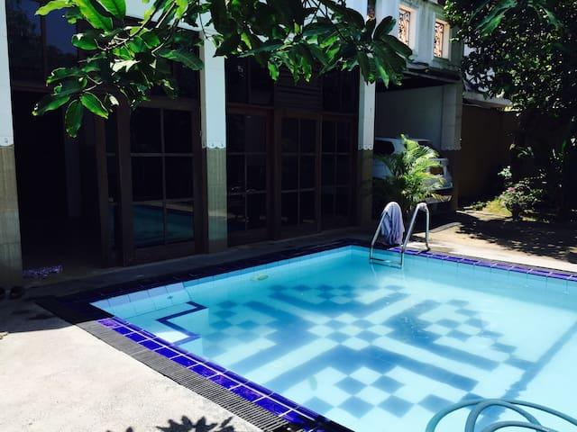 Chuty,s villa 2 km to the beach - Kalutara - Maison