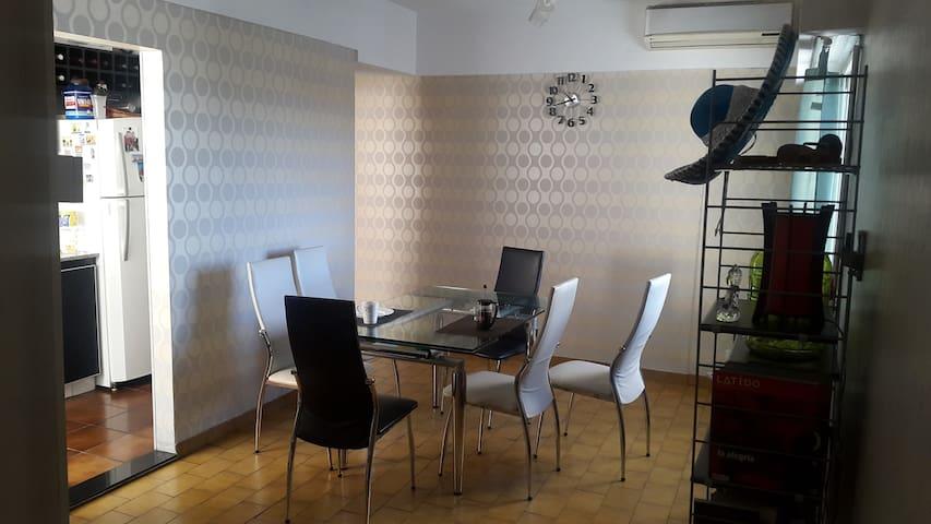 Nice apartment in Ramos Mejía - Ramos Mejía - Apartemen