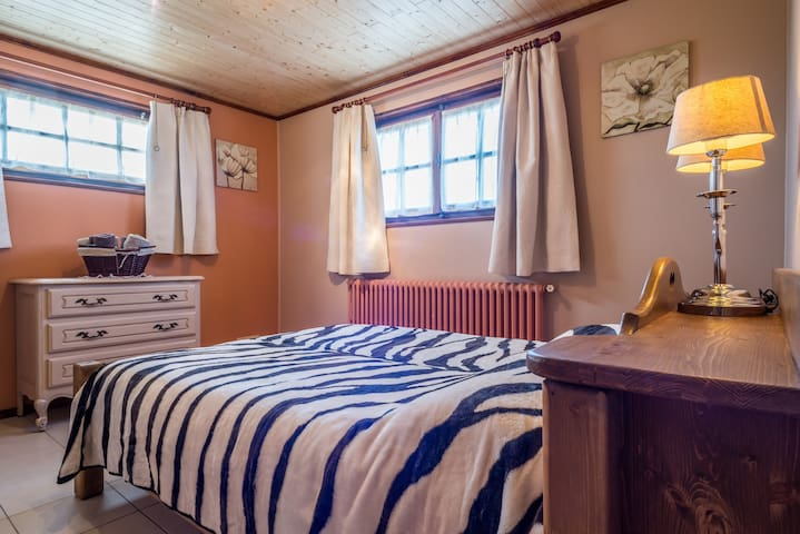 Appartement Chalet Zélie - Lully - Departamento