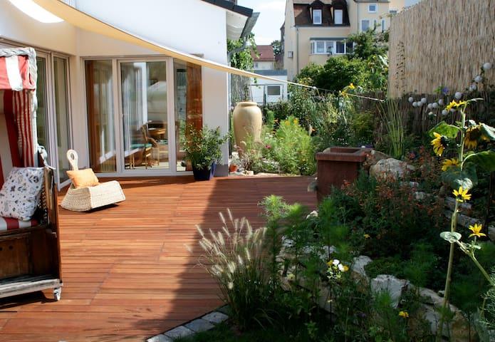 Cosy retreat for town or fair trips - Nuremberg - Rumah