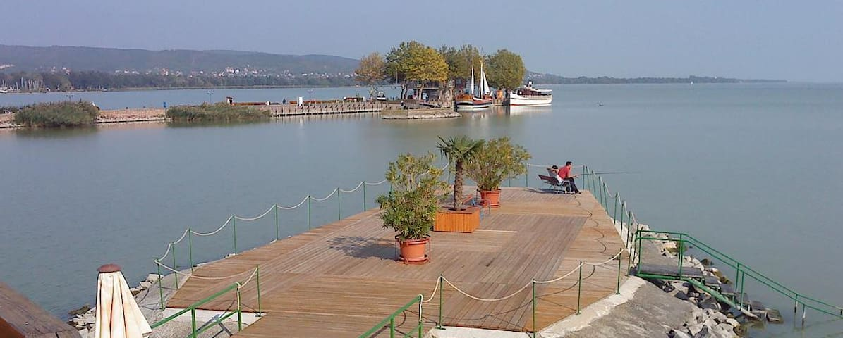 Balaton West - sweet Region with much Thermalwater - Gyenesdiás - 별장/타운하우스
