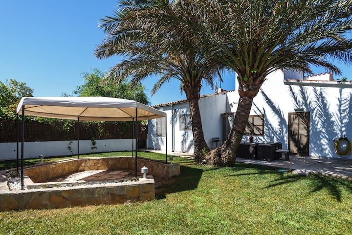 Casa tranquil·la a fora vila - Algaida - House
