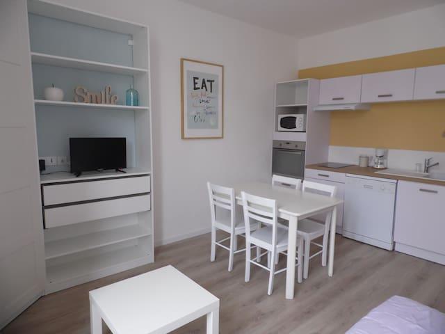Appartement neuf 30m² à 300m de la plage - Royan - Daire