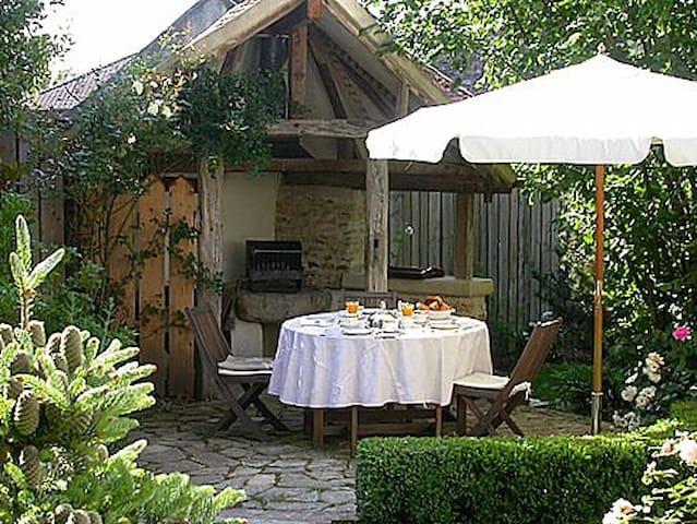 Clos de la Rose : cottage indépendant - Saint-Cyr-sur-Morin